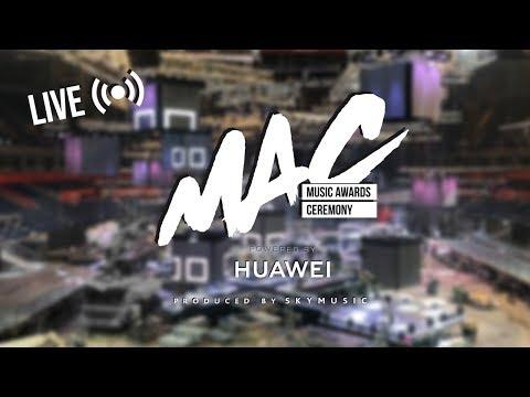 MAC /Music Awards Ceremony 2019. /UŽIVO