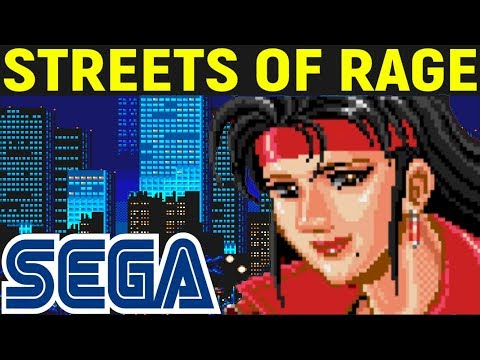 СЕГА СТРИТС ОФ РЕЙДЖ БЛЕЙЗ - Streets Of Rage / Bare Knuckle Blaze Fielding Longplay прохождение