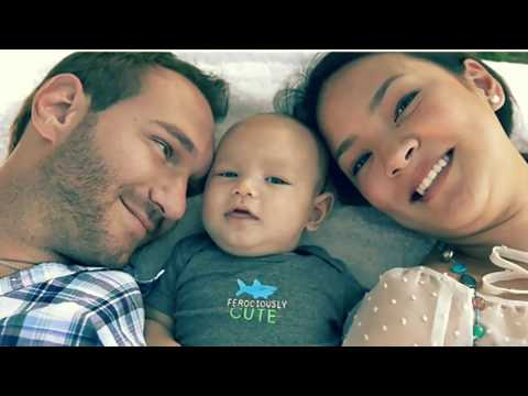 The Beautiful Love Story of Nick Vujicic and His Wife Kanae Miyahara