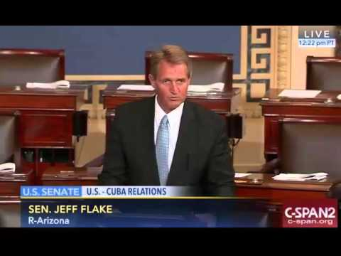 Sen. Flake on Bilateral Air Service Agreement