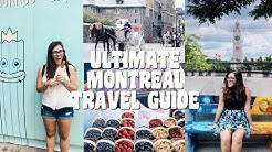 Montreal Quebec Travel Guide | My Favourite Places To Eat & Explore