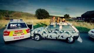 Événement - Top Gear Saison 21 : Police Moustache