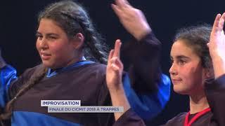 Improvisation : finale du CICMIT 2018 à Trappes