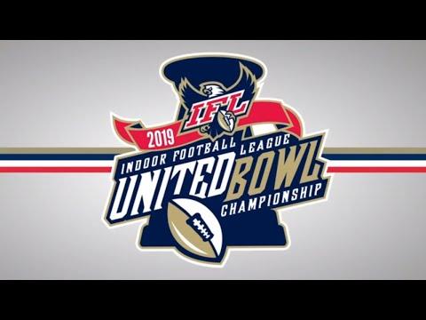 2019 United Bowl Promo