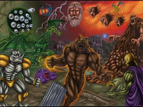 """Altered Beast [Fan Game] """"Updated"""" - Playthrough"""