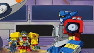 Transformers Armada - 22 - Vow 1/3 HD
