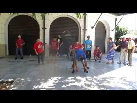 Street Musicians & Street Dancers   Athens, Greece