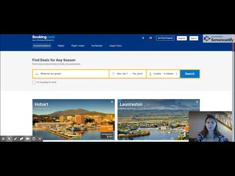 How To Use Booking.com