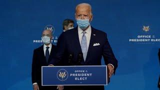 Biden presenta oficialmente a su Gabinete: