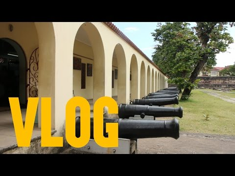 Inside of Fort Jesus - Mombasa, Kenya | VLOG