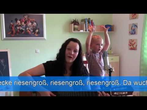 Dornröschen war ein schönes Kind - Lied mit Gesang