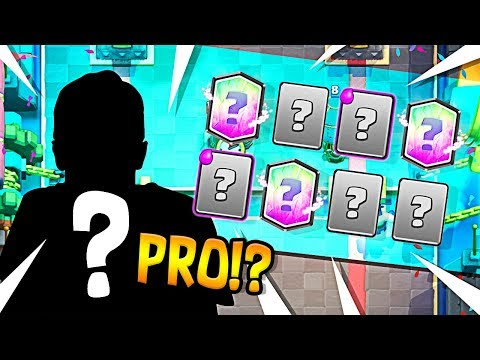 PRO PLAYER Challenge Deck!!? -  Clash Royale Molt