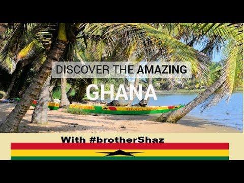 Ghana - A Land of Lowland Hills