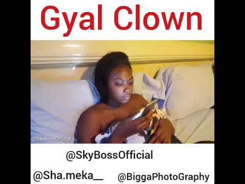GOVANA-GAL CLOWN OFFICIAL SKIT