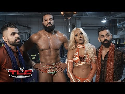 Jinder Mahal & Alicia Fox discuss their plans for Royal Rumble 2019: Exclusive, Dec. 16, 2018