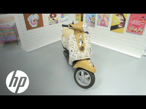 See the Possibilities at Our Barcelona Experience Center | HP Digital Print | HP