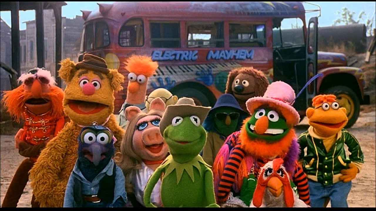 The Muppet Movie (1979) - The Nearly 35th Anniversary ...