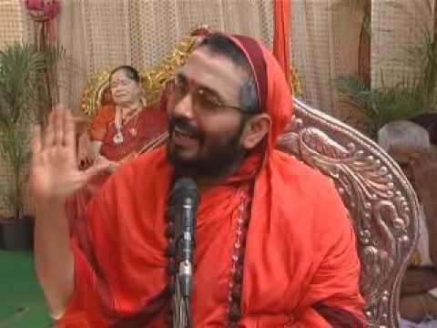 Karki Swamiji Talking About Dr.Ganapathi Revankar @ His Residence