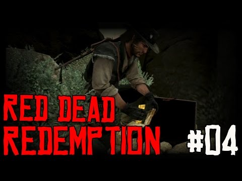 "RED DEAD REDEMPTION Ep 04 - ""Bounty & TREASURE Hunting!!!"" (Gameplay Walkthrough)"