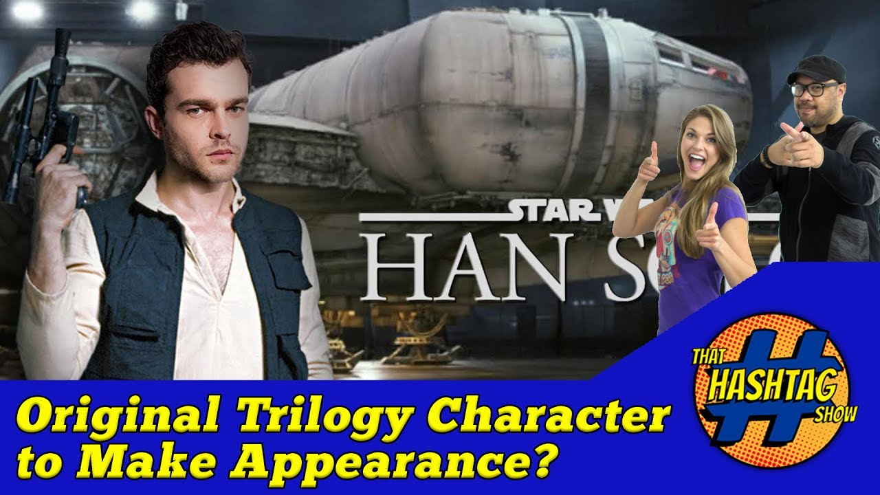 Which Original Star Wars Character Is Set To Return For The Untitled Han Solo Spinoff Movie?