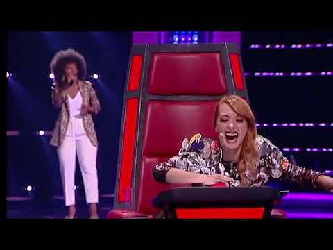 TOP 5 Auditions  The Voice Portugal 2018 Pt1