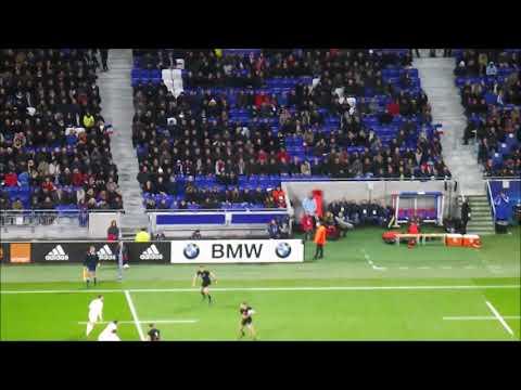 Résumé du match France / All Blacks - Test match - Groupama Stadium - Lyon (14/11/17) HD
