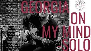 Georgia On My Mind - Solo Guitar Arrangement