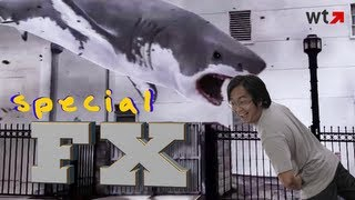 Freddie Wong Reviews Sharknado & Special Effect Non-Classics