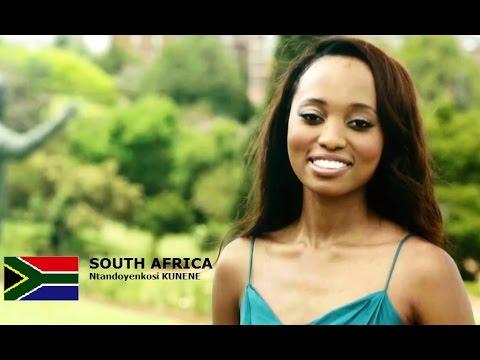 SOUTH AFRICA - Ntandoyenkosi KUNENE- Contestant Introduction: Miss World 2016