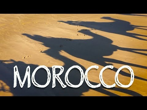 Morocco with kids: Essaouira & Marrakech | Cinematic family travel vlog