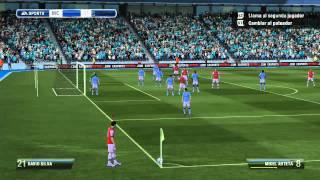 FIFA 13 PC - 1º Partido con la Demo