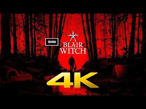 Blair Witch | 4K/60fps | Game Movie Longplay Walkthrough Gameplay No Commentary