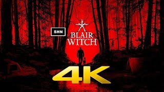 Blair Witch | 4K/60fps | Gąme Movie Longplay Walkthrough Gameplay No Commentary