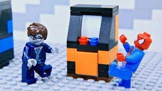 Lego Spider Man Arcade Game Zombie Attack