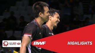 BARFOOT & THOMPSON New Zealand Open 2019 | Finals MD Highlights | BWF 2019