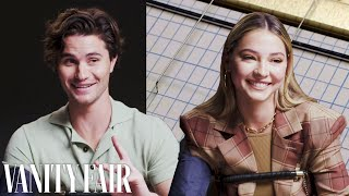 The Cast of 'Outer Banks' Takes a Lie Detector Test | Vanity Fair