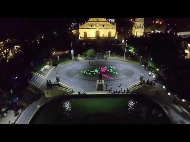 Dancing Fountain of Vigan City, Ilocos Sur