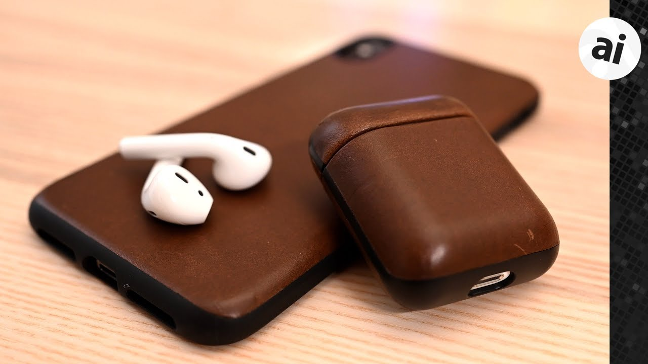 new products eed37 18384 Review: Nomad's Rugged AirPods Case is Surprisingly Great