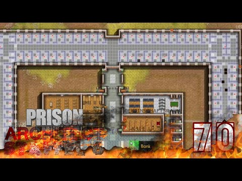 TRAKT NORD FERTIG - [70] Lets Play Prison Architect (STAFFEL 6) | HMS
