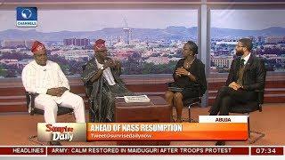 Okoye, Tanko Hint Looming Danger Over Unhealthy Nat'l Politics, 2019 Elections Pt.1 |Sunrise Daily|