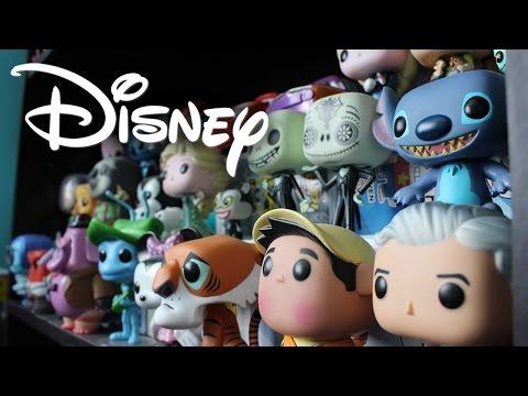 All My Disney Funko Pops