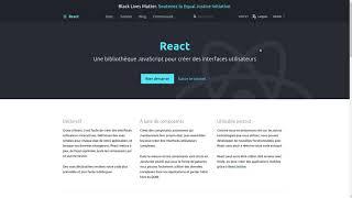 Miniature catégorie - [ReactJS FR] Introduction et mise en place du projet