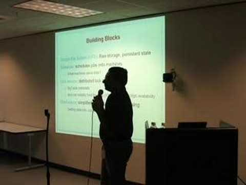 Building Large Systems at Google