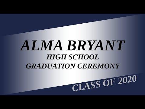 Alma Bryant High School Graduation 2020