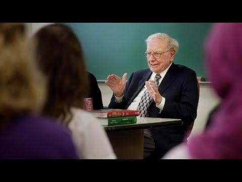 HBO doc looks into Warren Buffett's defining moments - YouTube