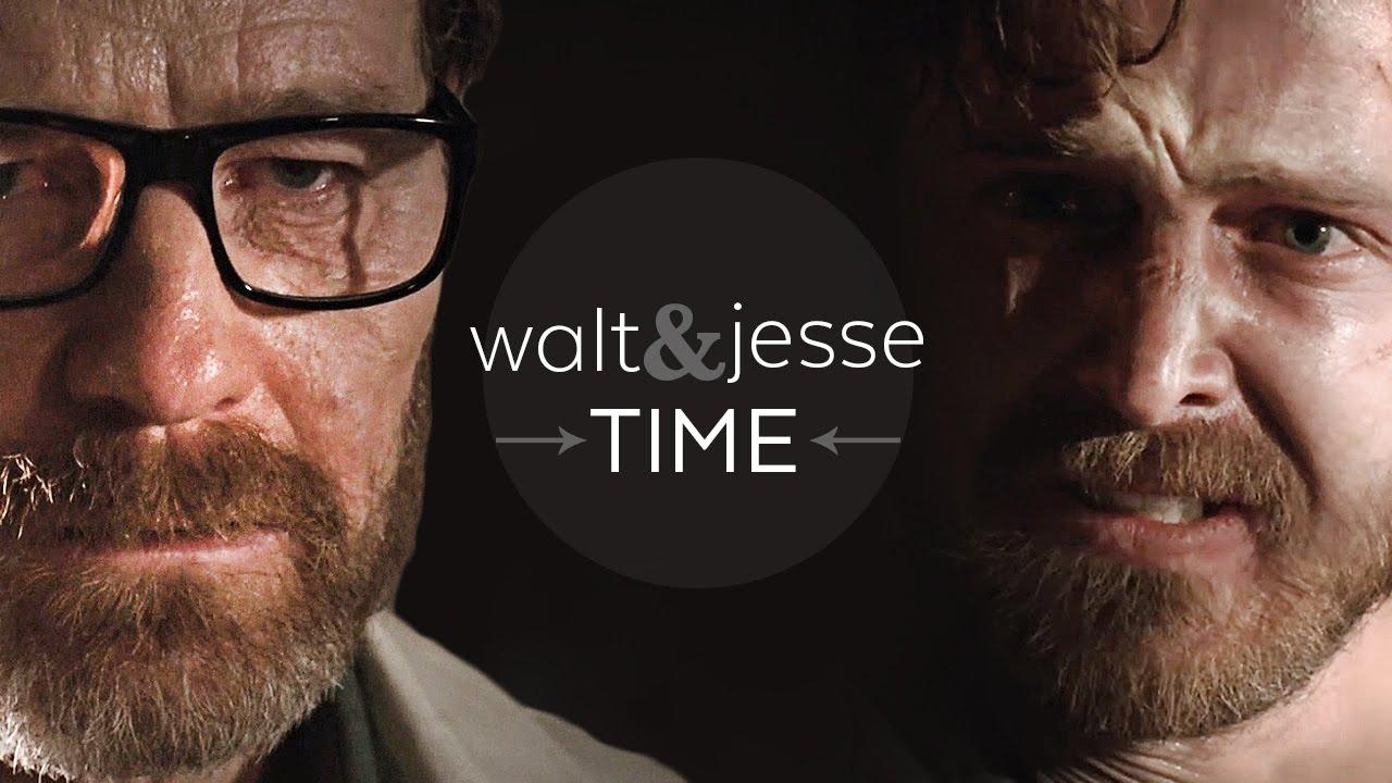 (Breaking Bad) Walt & Jesse || TIME