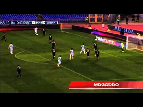 Mauro Zarate Goal & Skills vs Cesena 19/03/2011 || HD ||