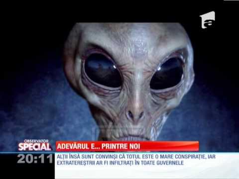 Special! Românii şi extratereştrii