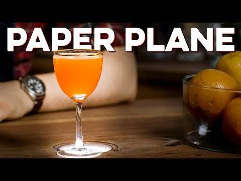 paper-plane-|-how-to-drink