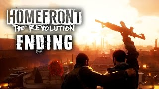 Homefront The Revolution ENDING Gameplay Walkthrough Part 14